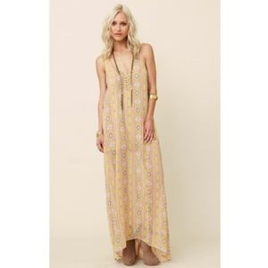 Show Me Your Mumu Kiersten Hi-Lo Maxi Dress